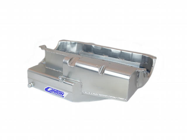 SBC Open Chassis C/T Pro Oil Pan