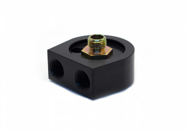 Remote Oil Cooler Adapter 3/4in-16