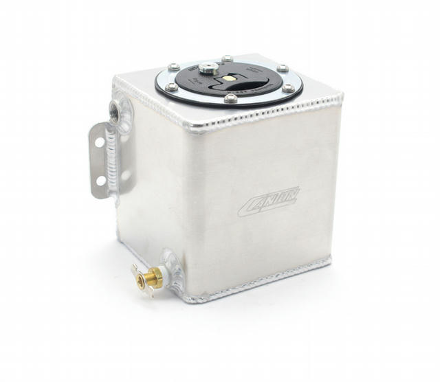 Fuel Coolant Tank - 3-1/4 Qts.