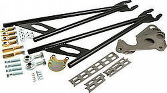 Double Adjustable Ladder Bars