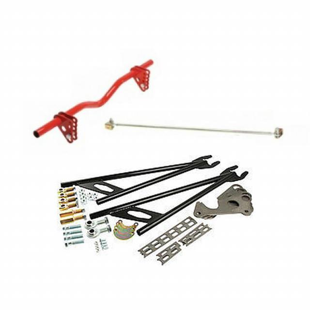 Ladder Bar Suspension Kit w/2 x 3in X-Member