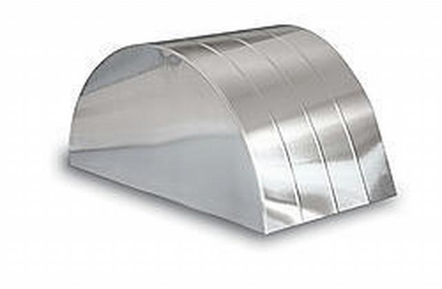 23in x 40in x .040in Aluminum Wheel Tubs