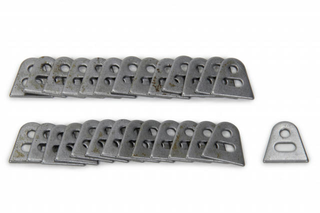 Window Mounting Tabs (25-Pieces)