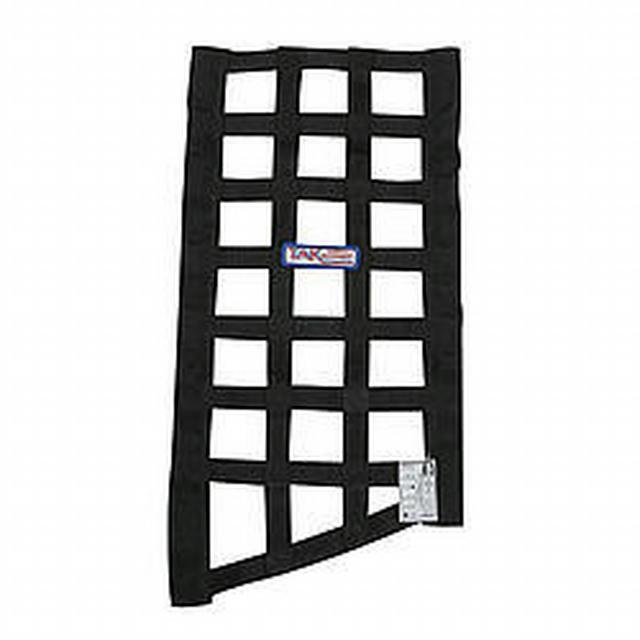 Funny Car Window Net - Black