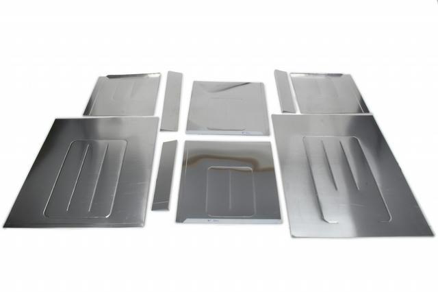 4-Link Aluminum Rear Floor Kit