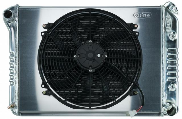 68-79 Nova BB Radiator & 16in Fan Kit AT
