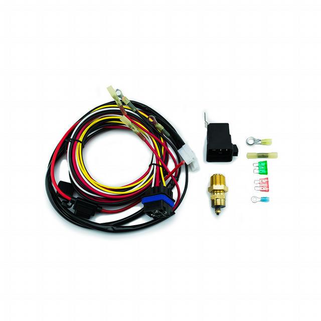 Electric Fan Relay Wirin g Kit