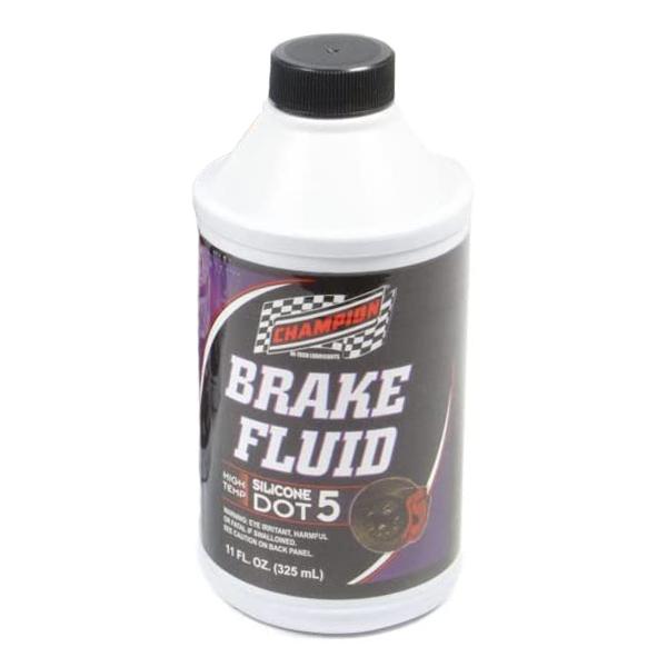 Brake Fluid DOT 5 12oz.