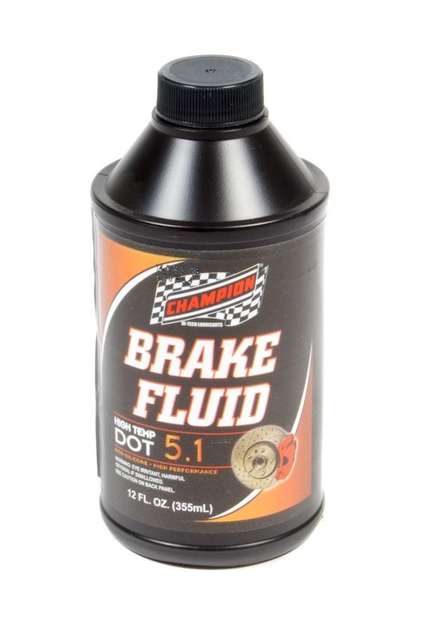 Brake Fluid DOT 5.1 12oz