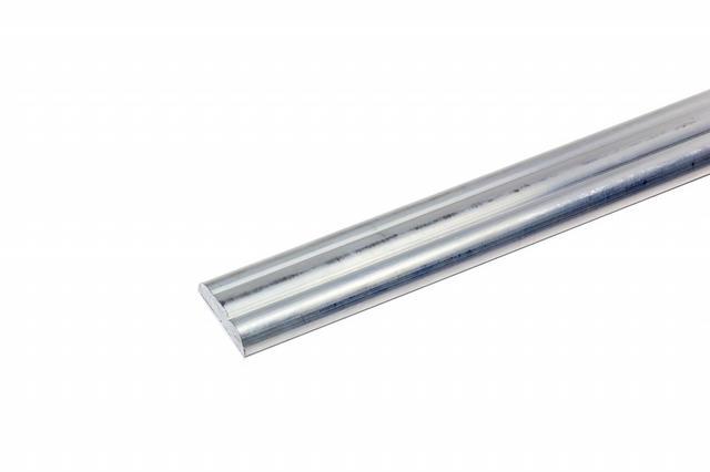 Ribbed Exterior Aluminum Trim 8 FT