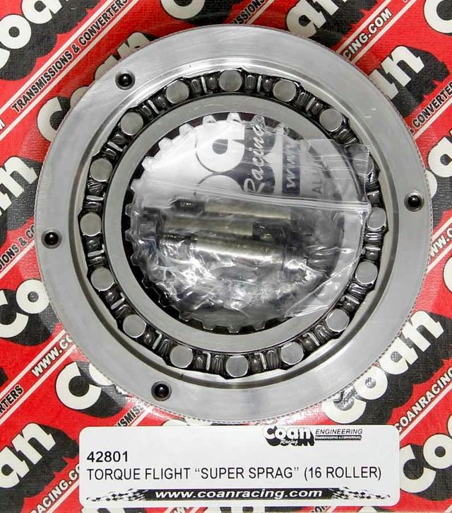 Super Sprag 16 Roller Overrun Clutch Kit