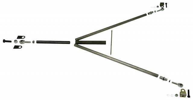 Magnum Series Wishbone Locator