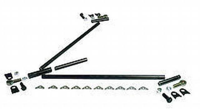 Wishbone Track Locator Kit - Unwelded