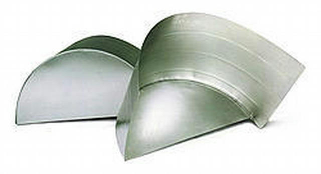 40in Steel Fenderwells