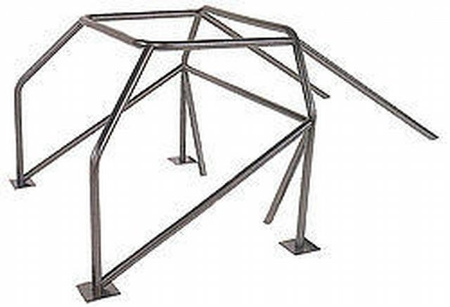 10pt. Main Hoop Kit - 82-92 Camaro