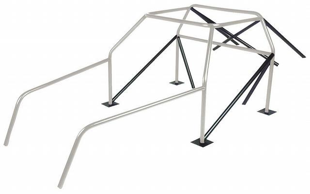 12pt. Roll Cage Strut Kit