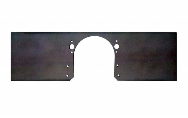 Front Motor Plate - BBC