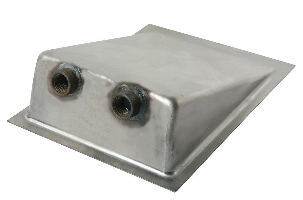Gas Tank Sump Kit w/.5in Npt Weld Bungs