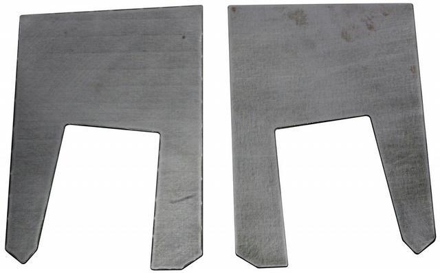 Torque Box Lower Reinforcement Plates