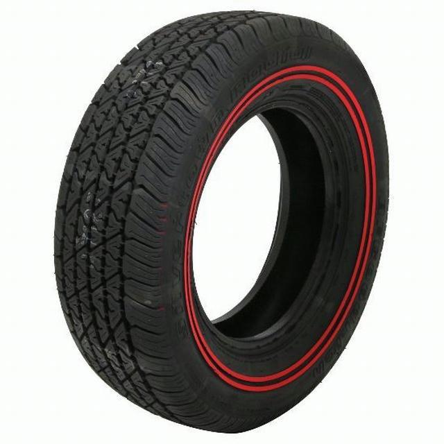 P205/70R14 BFG Dual Redline Tire