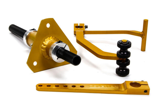 Adj Gas Pedal Roller Bearing Angled 9 Degrees