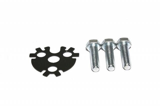 Cam Lock Plate Kit - 3-Bolt GM LS Engines
