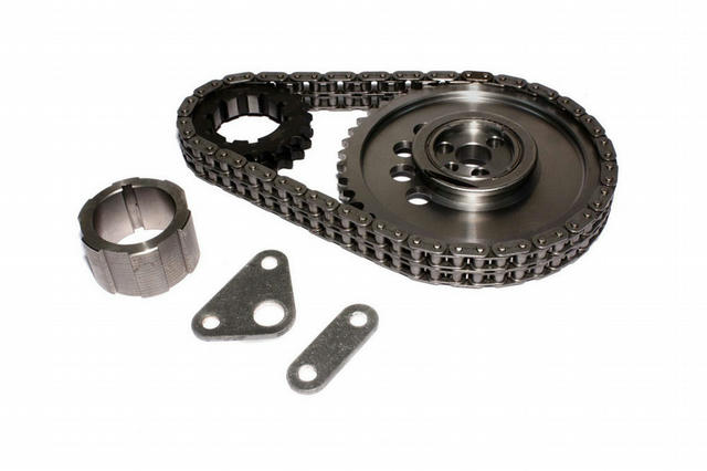 Timing Set GM LS2 3-Bolt 9 Keyway Double Roller
