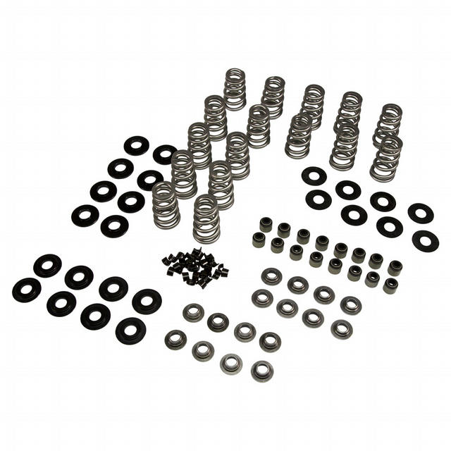 Valve Spring & Retainer Kit GM LT4 Conical Style
