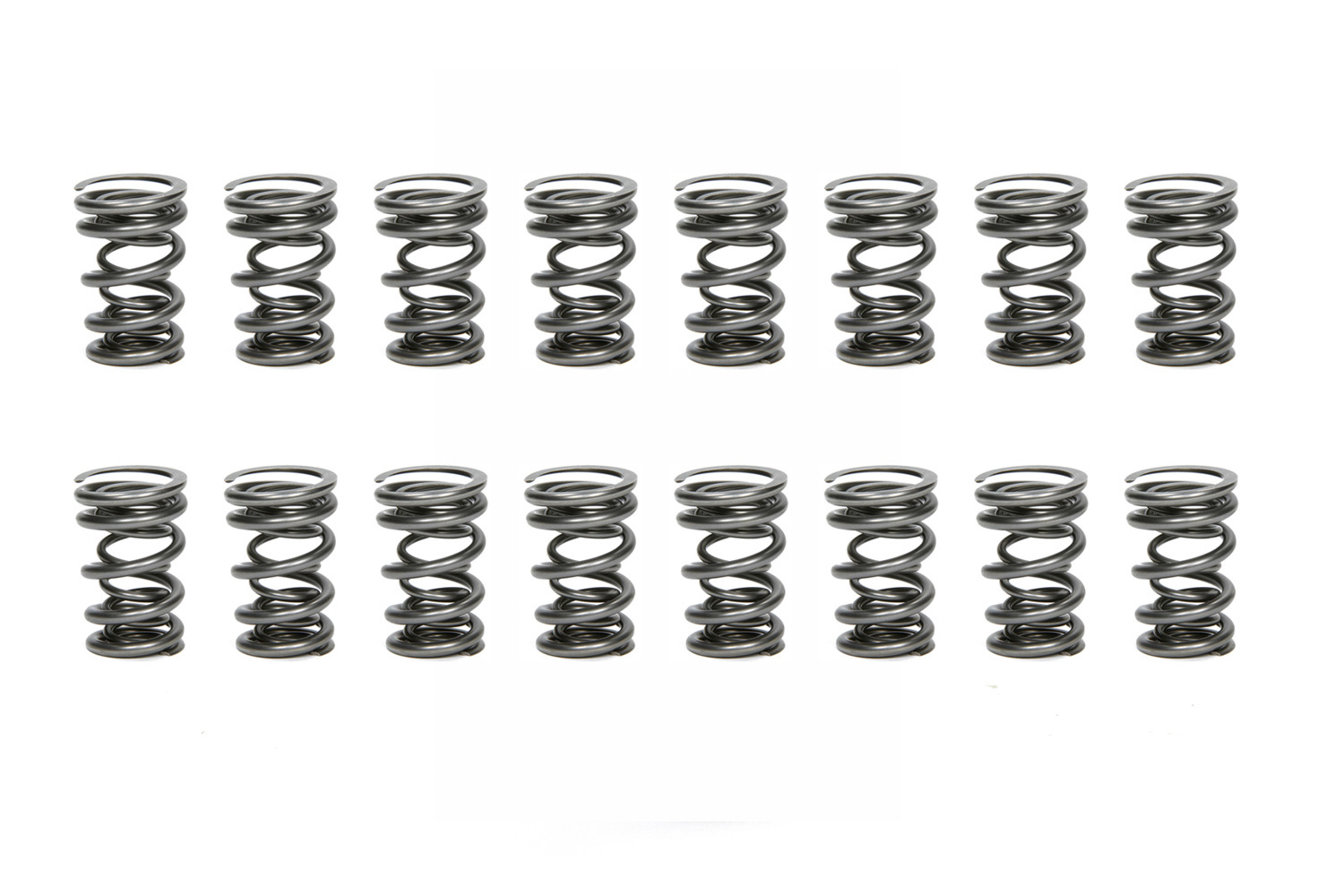 Conical Dual Valve Springs 1.442/1.657
