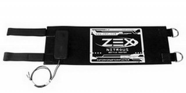 Zex Nitrous Bottle Heater