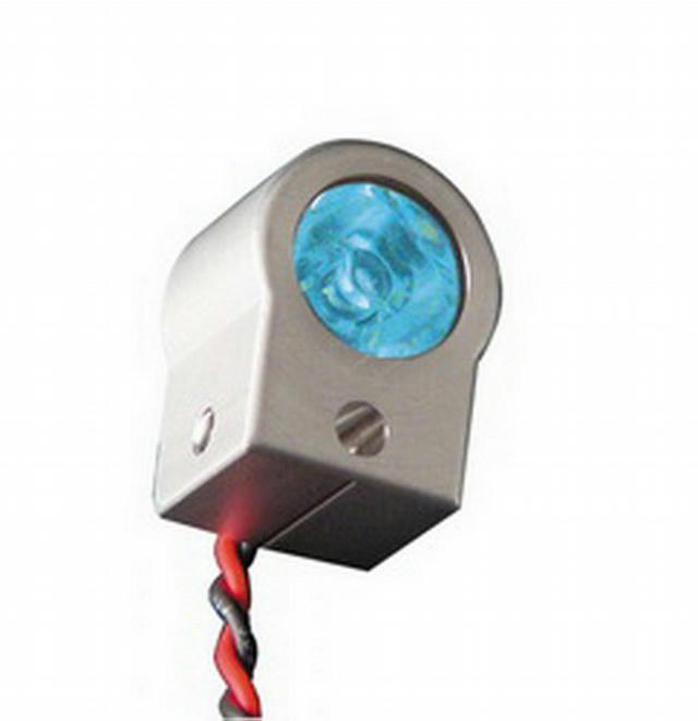 Zex Nitrous Purge-Cloud Illuminator Kit - Blue