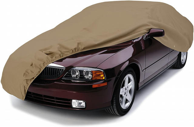 Wolf Ready-Fit Block-It 380 Car Cover