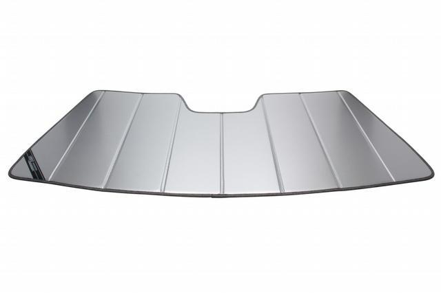 Interior Window Cover 10-16 Dodge Ram Silver