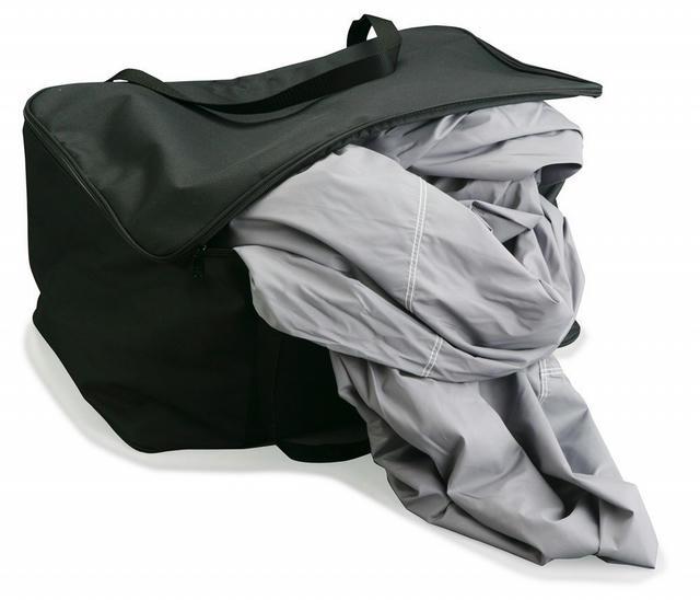 Zippered Tote Bag - SM