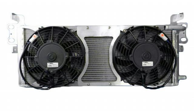 07-12 GT 500 Heat Exchanger Kit