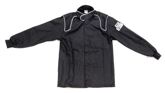 Jacket 1-Layer Proban Black XXL