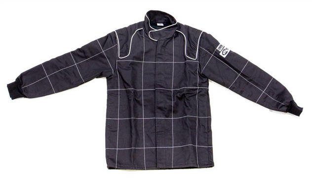 Jacket 2-Layer Proban Black Large