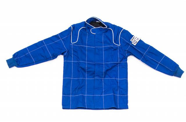 Jacket 2-Layer Proban Blue XL