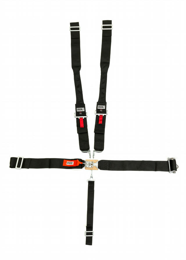 5-Pt Harness System LL Hans Ratchet SFI16-1