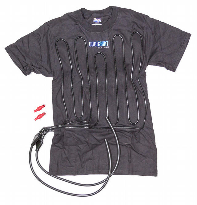 Cool Shirt Medium Black