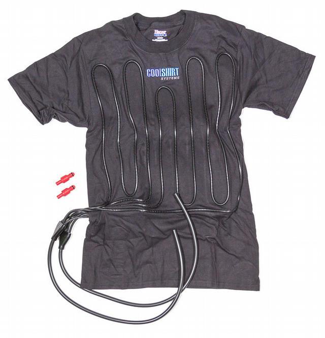 Cool Shirt XXX-Large Black