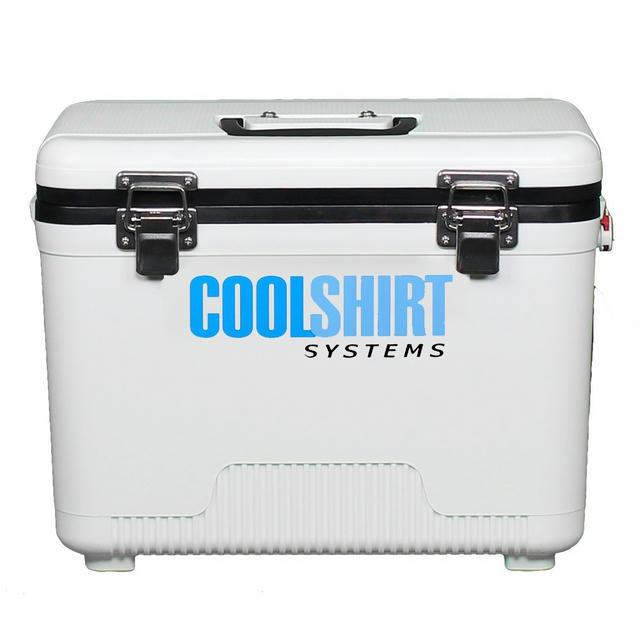Cool Shirt Cooler 13 Qt Square