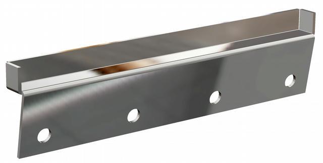 Gutter-less Mount Kit ainless Steel