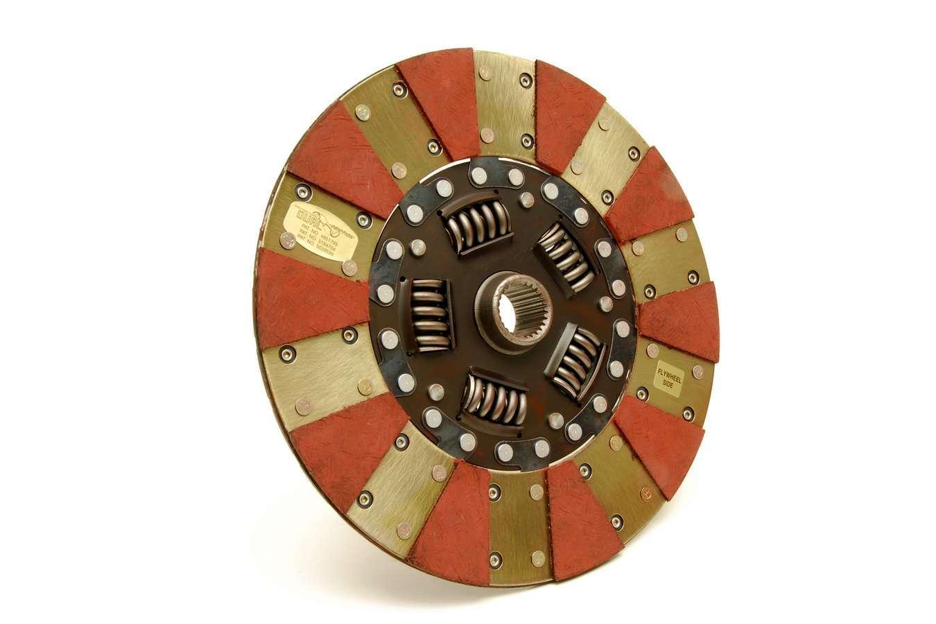 DF Clutch Disc GM Cars 1-1/8 26-Spline 11in