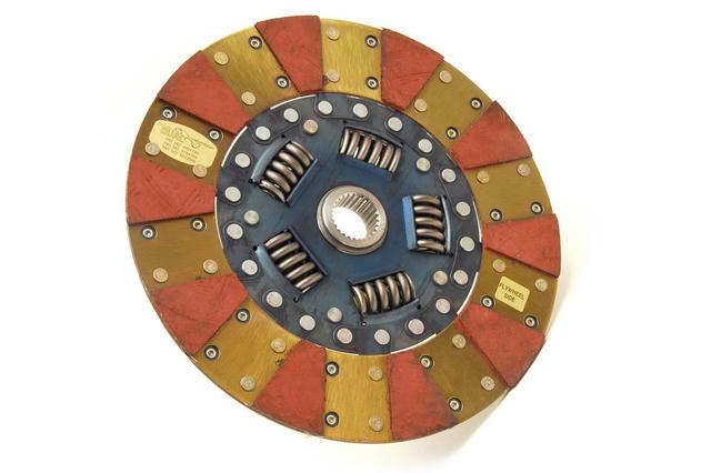 DF Clutch Disc GM Cars 1-1/8 26-Spline 10.4in