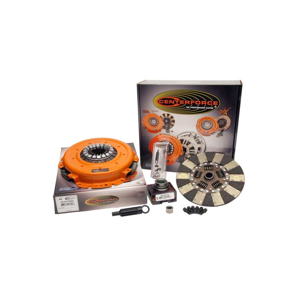 Dual Friction Clutch Kit GM 11in 1.125-10 Spline