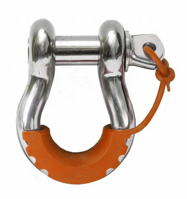 Locking D-Ring Isolator Orange
