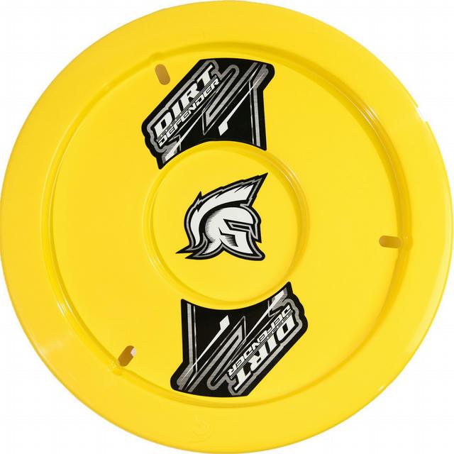Wheel Cover Yellow GEN II