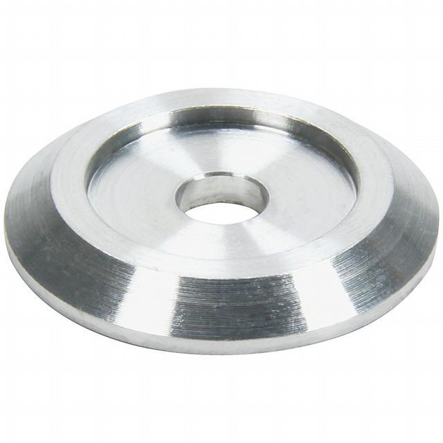 Body Washer Silver Alum (20pk) Anodized