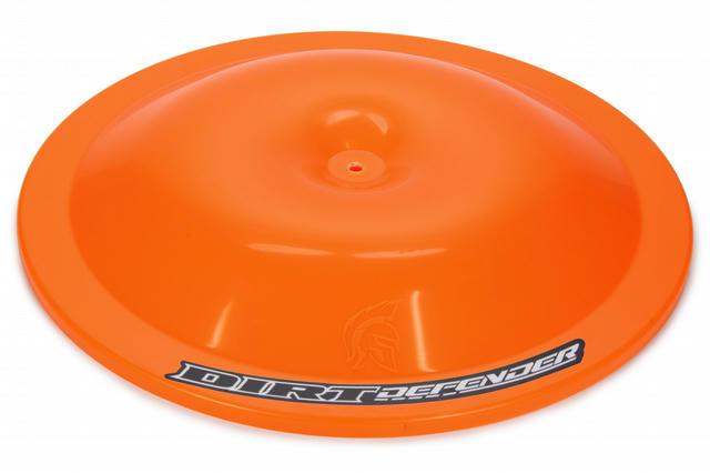 Air Cleaner Top 14in Neon Orange
